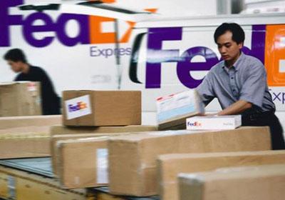 华为审查与联邦快递合作关系 因包裹被转运至美国