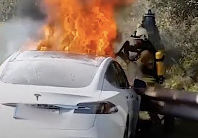 几起自燃事故后 工信部要求排查新能源车安全隐患