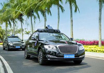 打造无人驾驶的中国标准 中智行以5G+AI直切L4级无人驾驶
