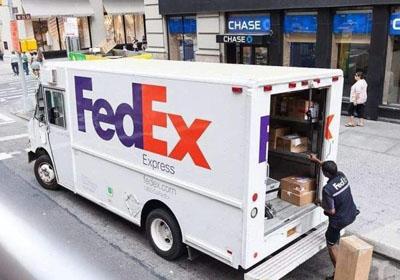 """面对美国""""华为禁令""""联邦快递也顶不住了,将起诉美国商务部"""