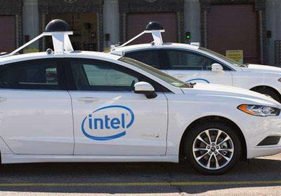 """【周一夜读】英特尔:""""Intel Inside""""的汽车赌局"""