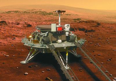 【黑科技】中国2020年首探火星!星辰大海才是我们的征途!