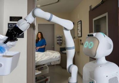 这家医院的AI护士小姐姐已上线 减轻人类护士30%工作量